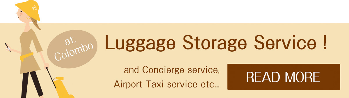 Luggage Storage Service